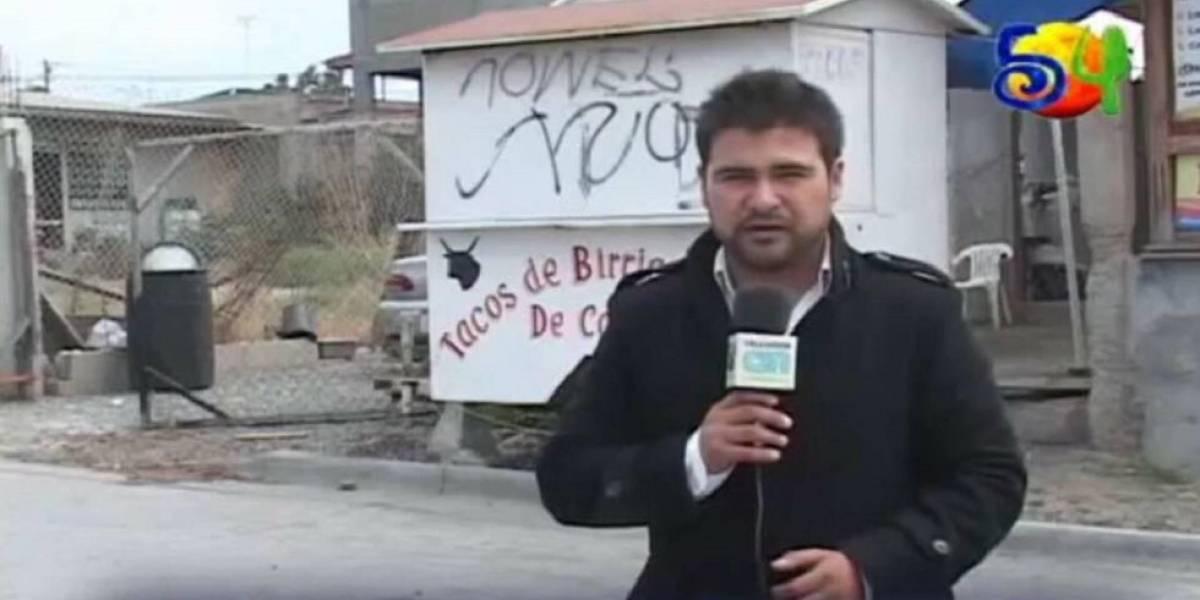 Trágico: Asesinan de un balazo al noveno periodista mexicano en lo que va del año