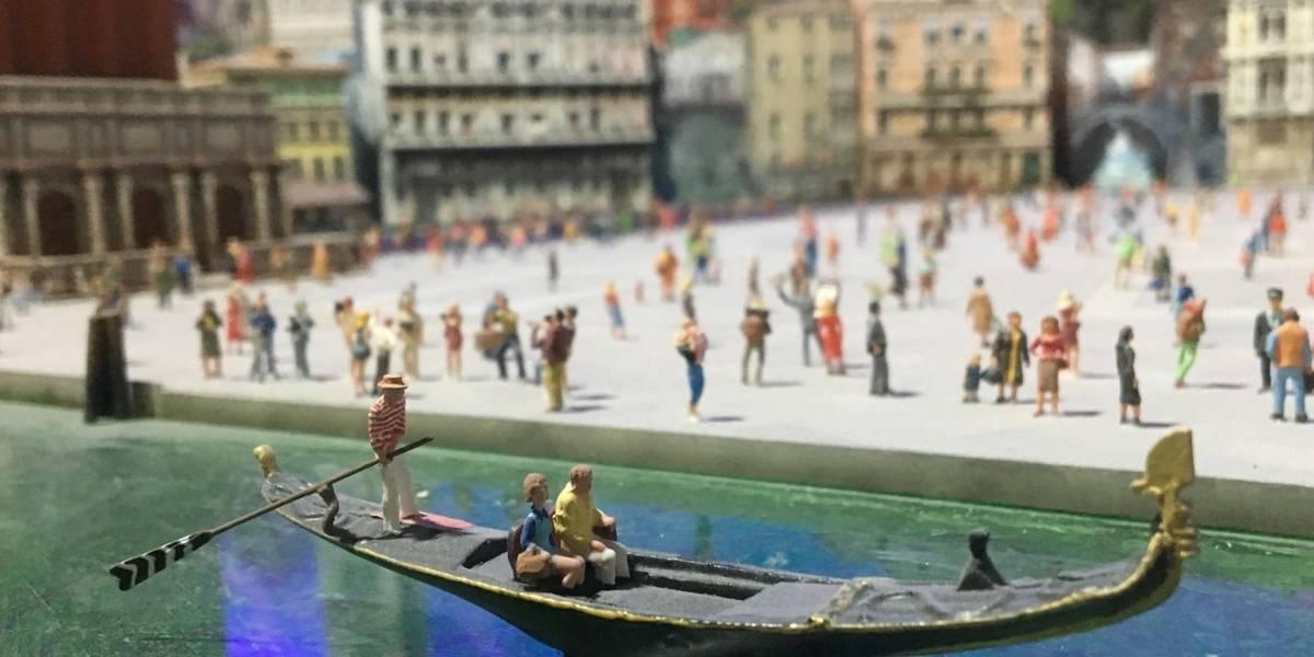 """Gulliver´s gate"": la entrada para viajar al mundo en miniatura"