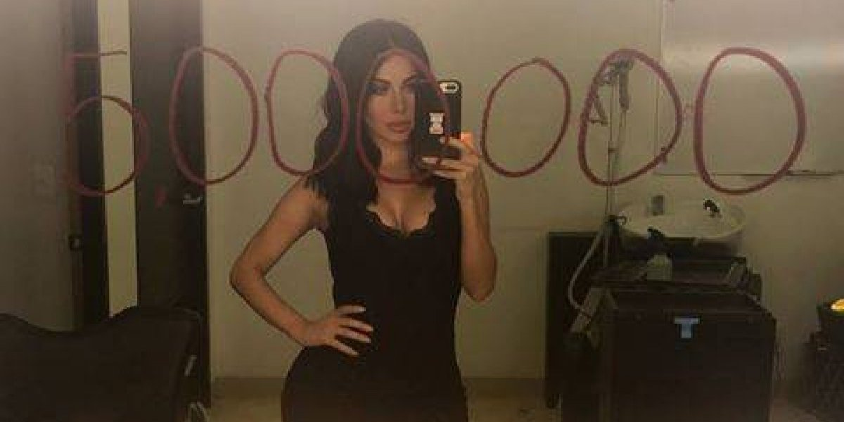 Jimena Sánchez llega a 5 millones de seguidores en Facebook