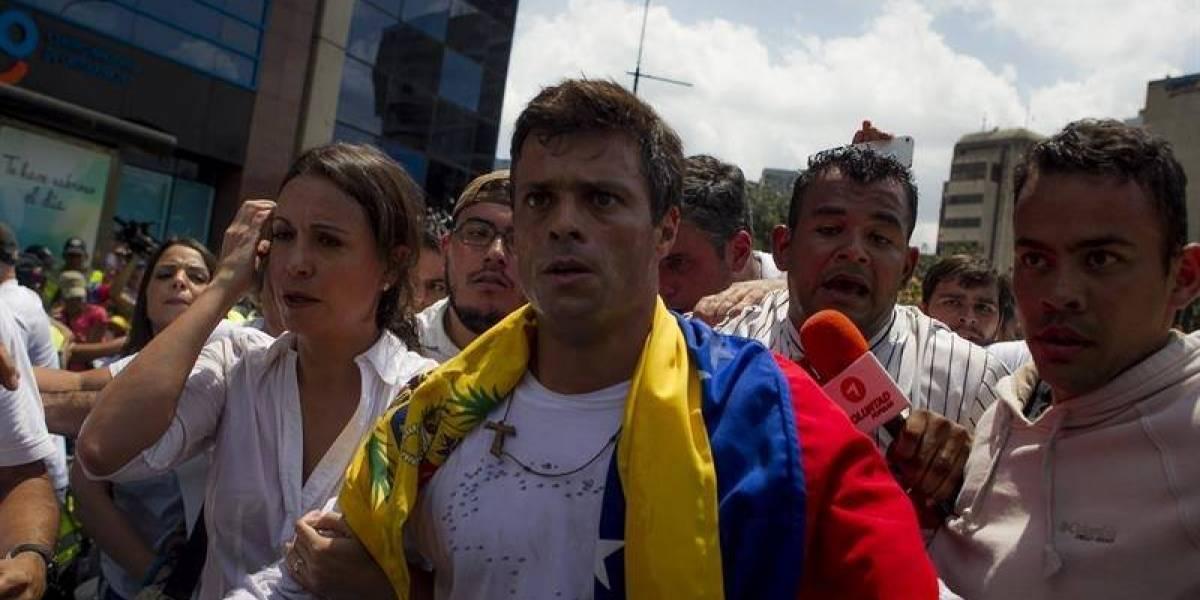 El Supremo venezolano dice que Ledezma y López planeaban fugarse
