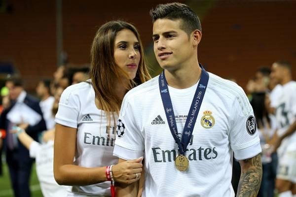 ¿Daniela Ospina tiene nuevo amor tras separarse de James Rodríguez?