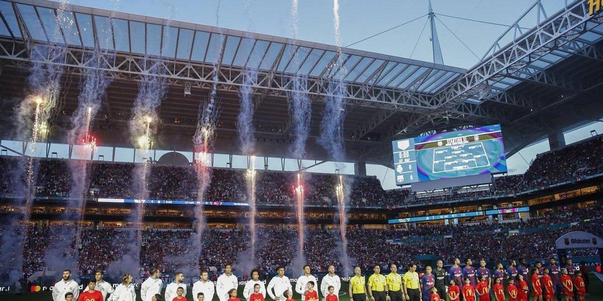 Las cuatro ciudades que quieren la final de la Copa Libertadores en 2018