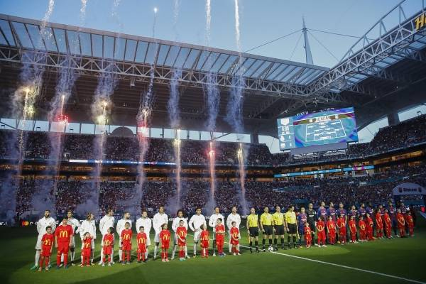 sede de la final de la Copa Libertadores 2018