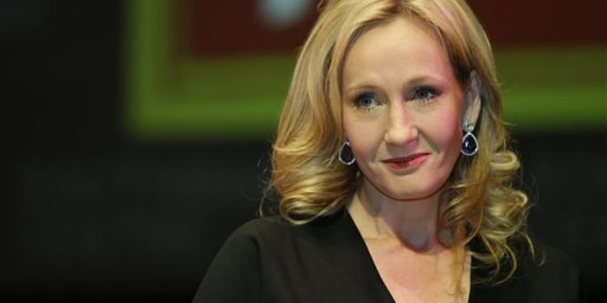 J.K. Rowling se disculpa por asumir que Trump ignoró a niño