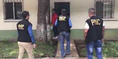 Ministerio Público allana sede del Registro de Información Catastral