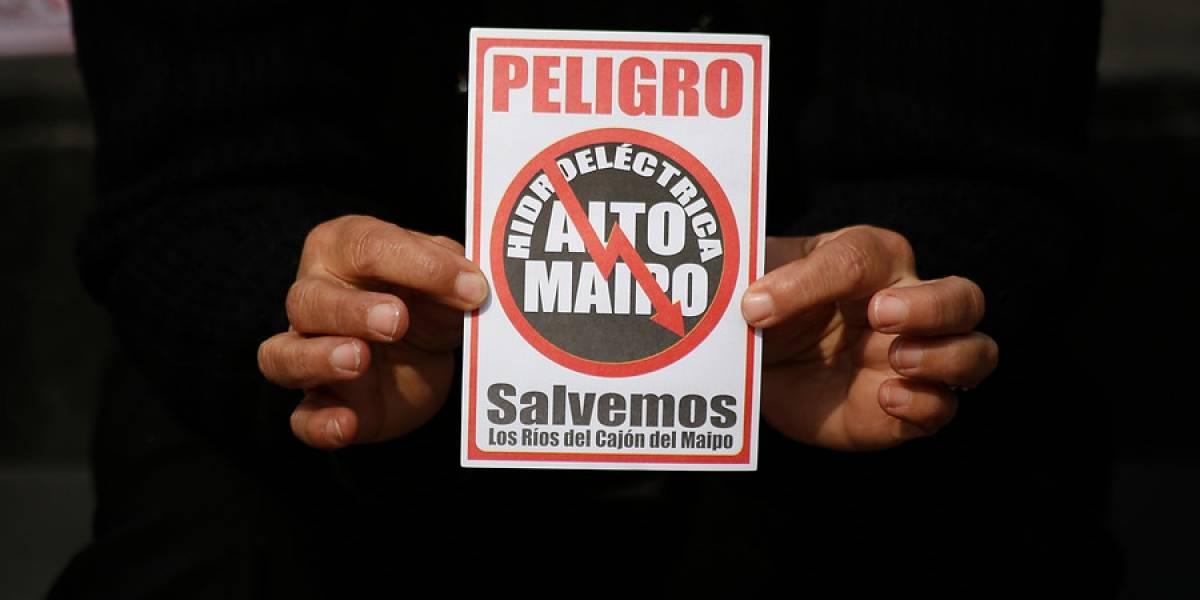 """Alto Maipo en suspenso: expertos explican que es """"default técnico"""" y plantean alternativas que tiene la empresa"""