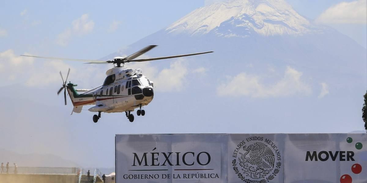 Trasladan en helicóptero a la CDMX a sacerdote apuñalado en la Catedral