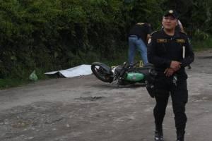Ataque armado en San Miguel Petapa