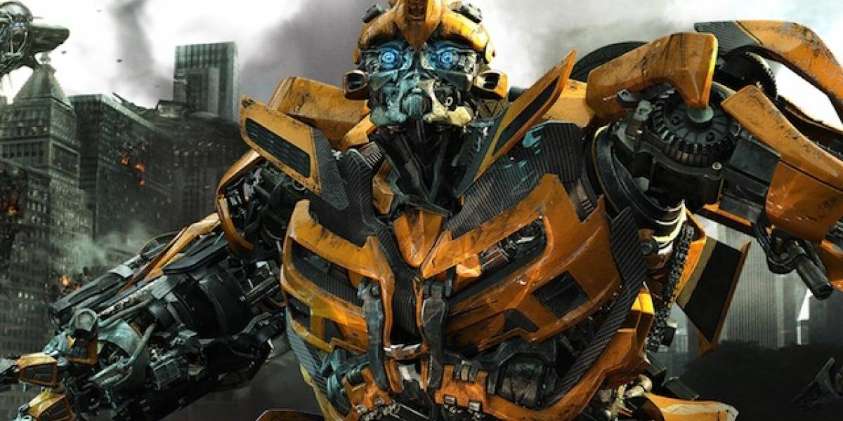 Transformers: Bumblebee tendrá su propia película