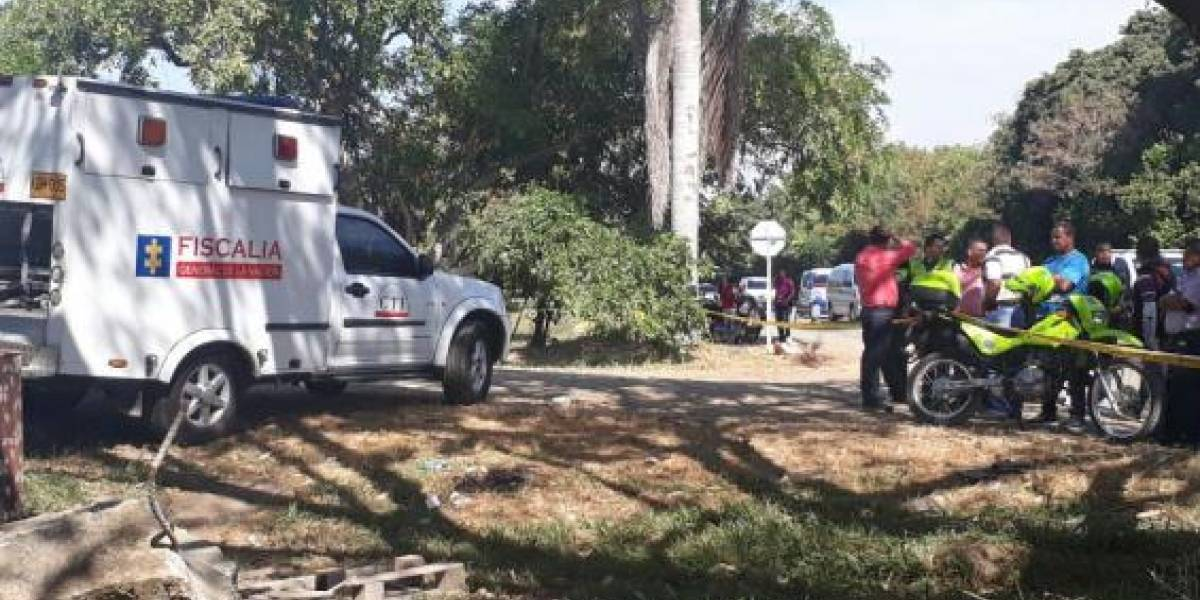 Palmira: Hallan tres cadáveres en bolsas negras en la recta Cali
