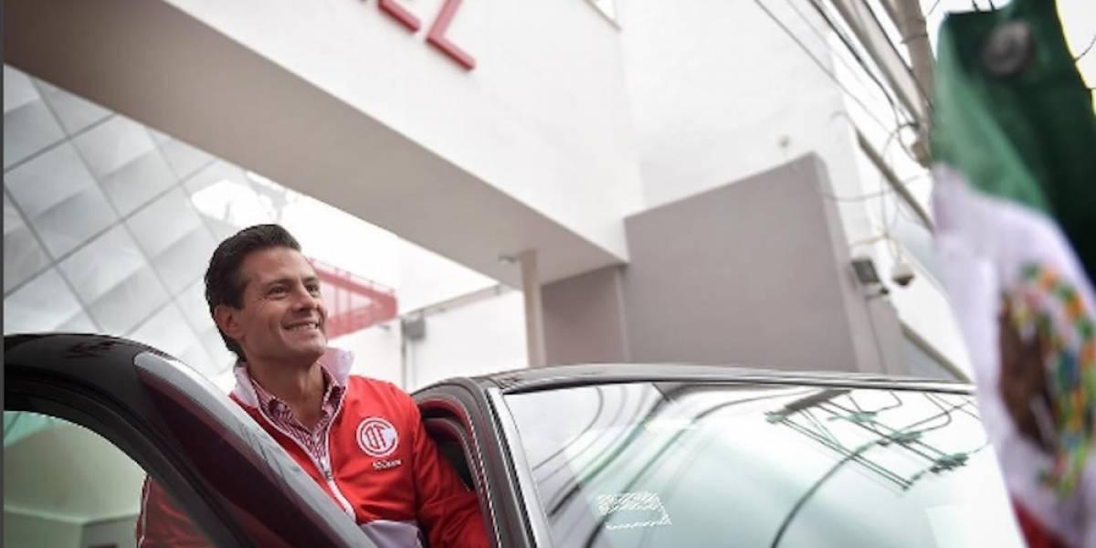 Peña Nieto suspende actividades por periodo vacacional