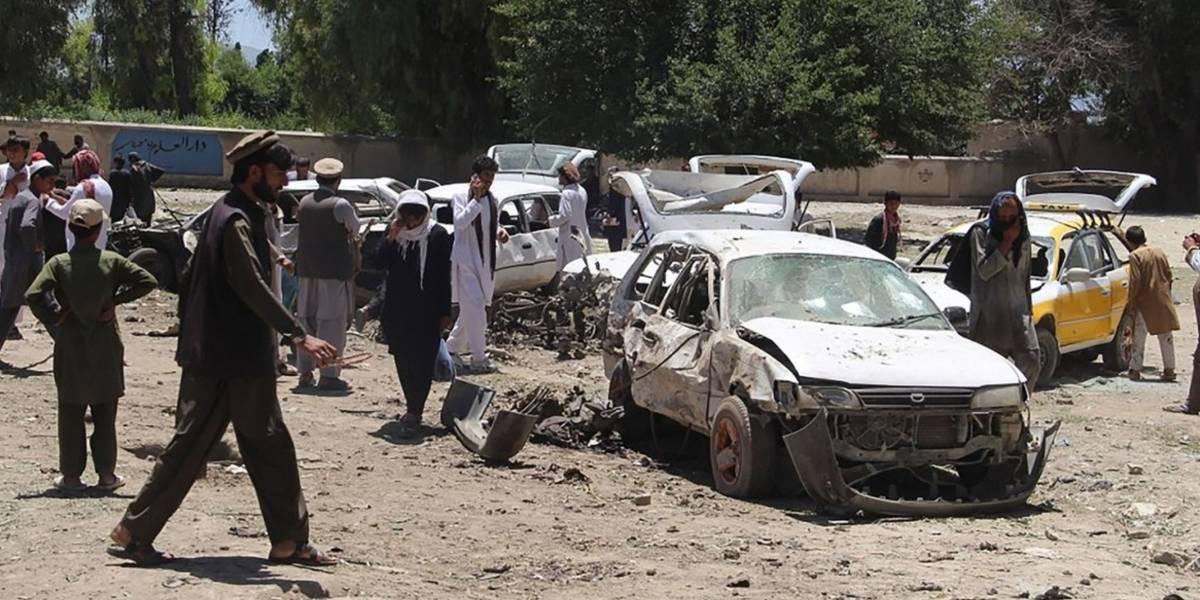 Atentado en una mezquita de Afganistán deja más de 20 muertos