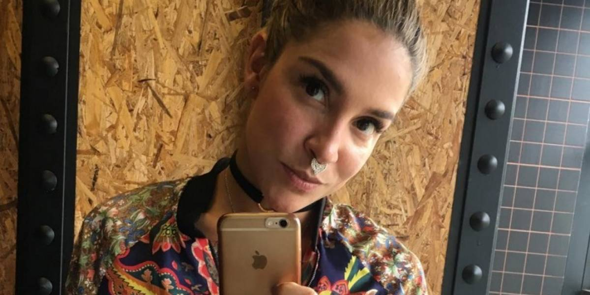 Valentina Lizcano dio más detalles sobre su accidente y aclaró que no estaba borracha