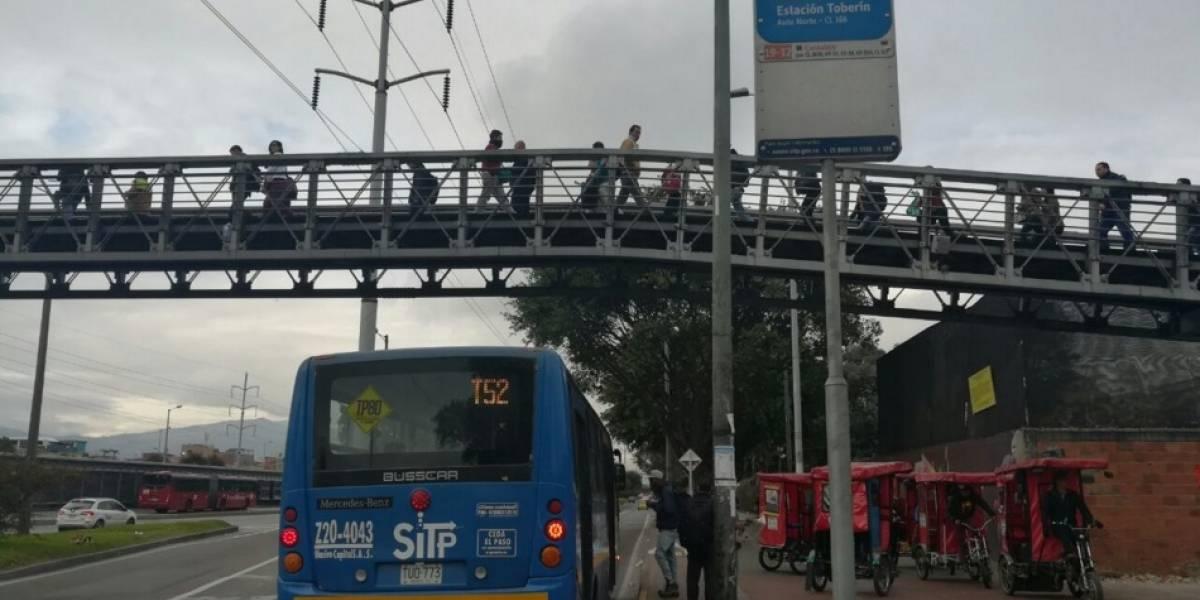 T52, la nueva ruta del Sitp que le servirá si vive en Suba y quiere conectar con Toberín