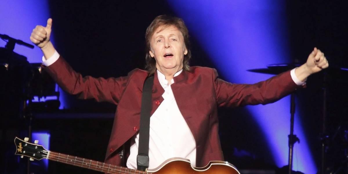 Paul McCartney y Ringo Starr juntos en una nueva canción