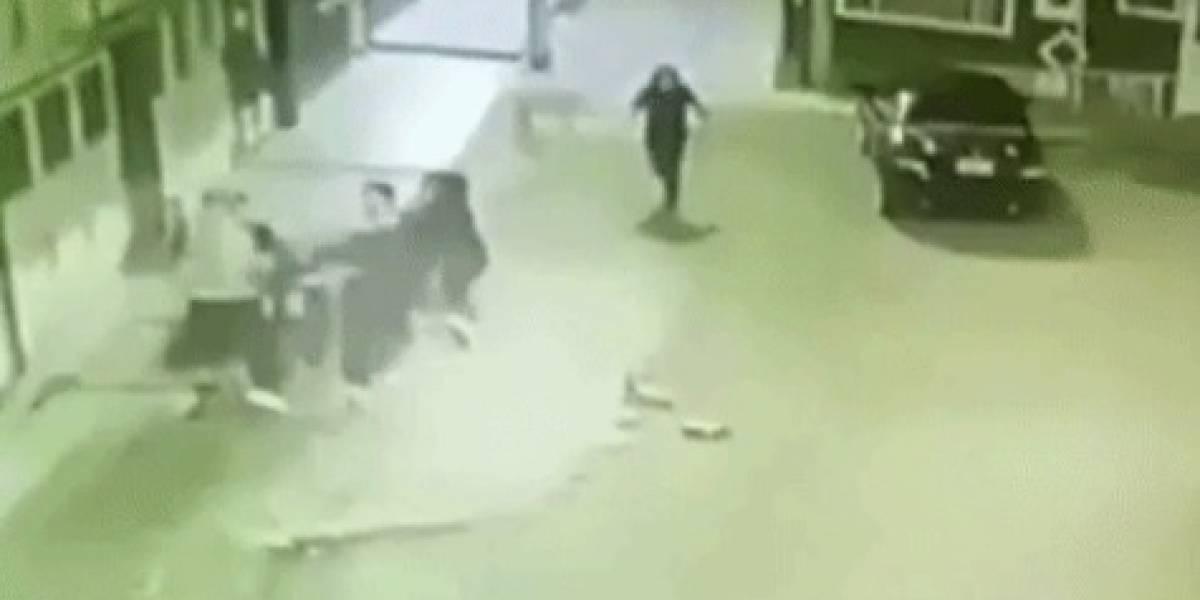 Madre de joven asesinado en Bogotá encontró video del crimen de su hijo