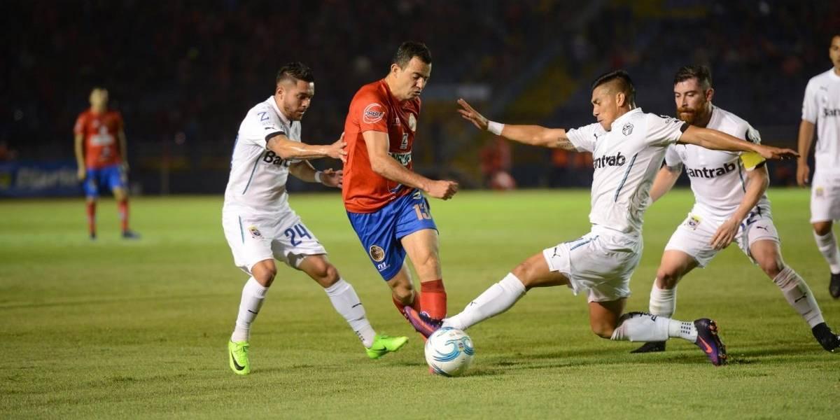 Torneo Apertura 2017: Clásico 299 Comunicaciones y Municipal se jugará el 13 de agosto