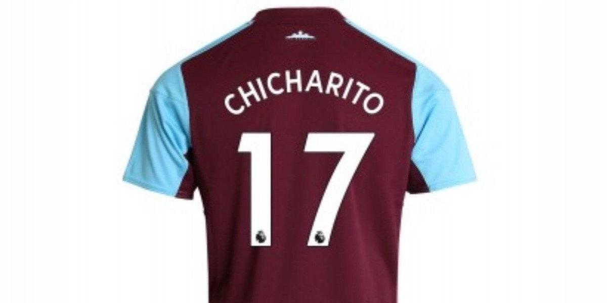 Revelan el número que portará 'Chicharito' con el West Ham