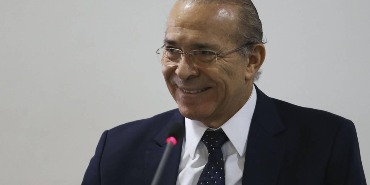 'PSDB não está mais na base', diz Padilha