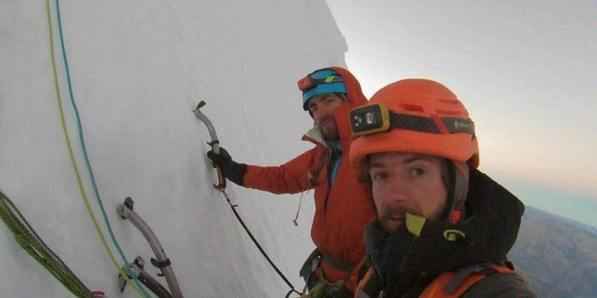 Los sentidos mensajes de despedida a escaladores chilenos perdidos en Perú