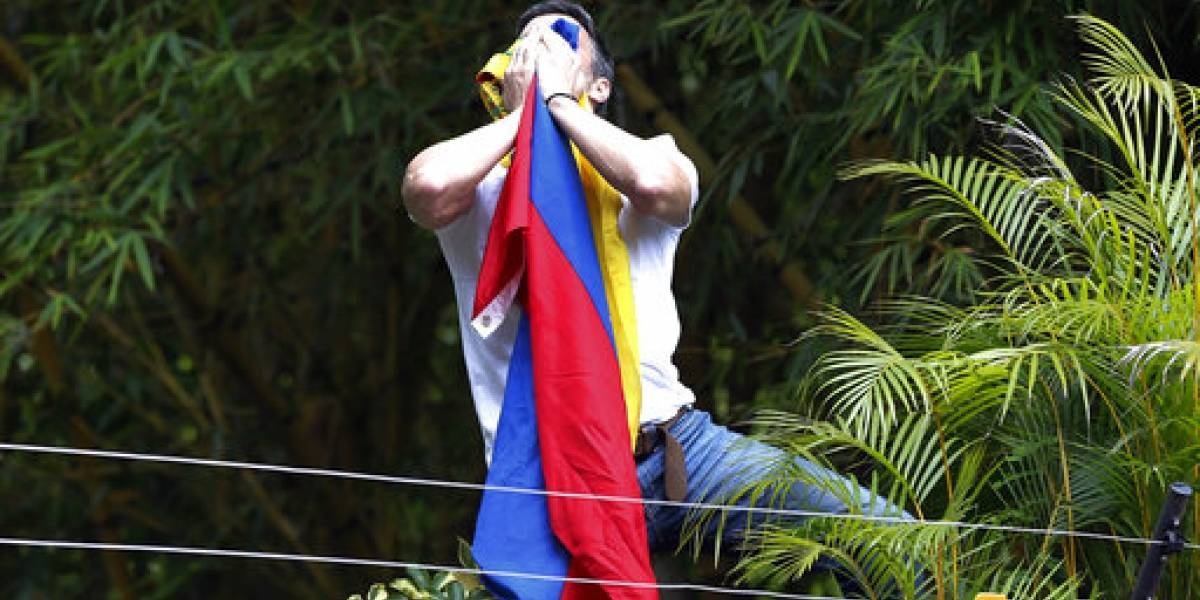 Tribunal venezolano: López y Ledezma violaron arresto domiciliario
