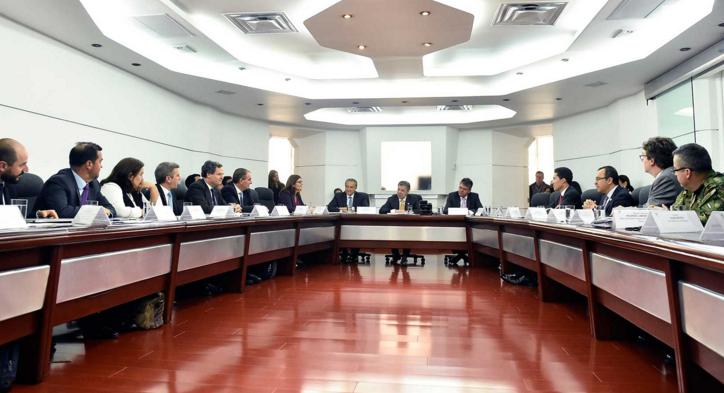 Santos anunció cambios en su gabinete ministerial para el último año de gobierno