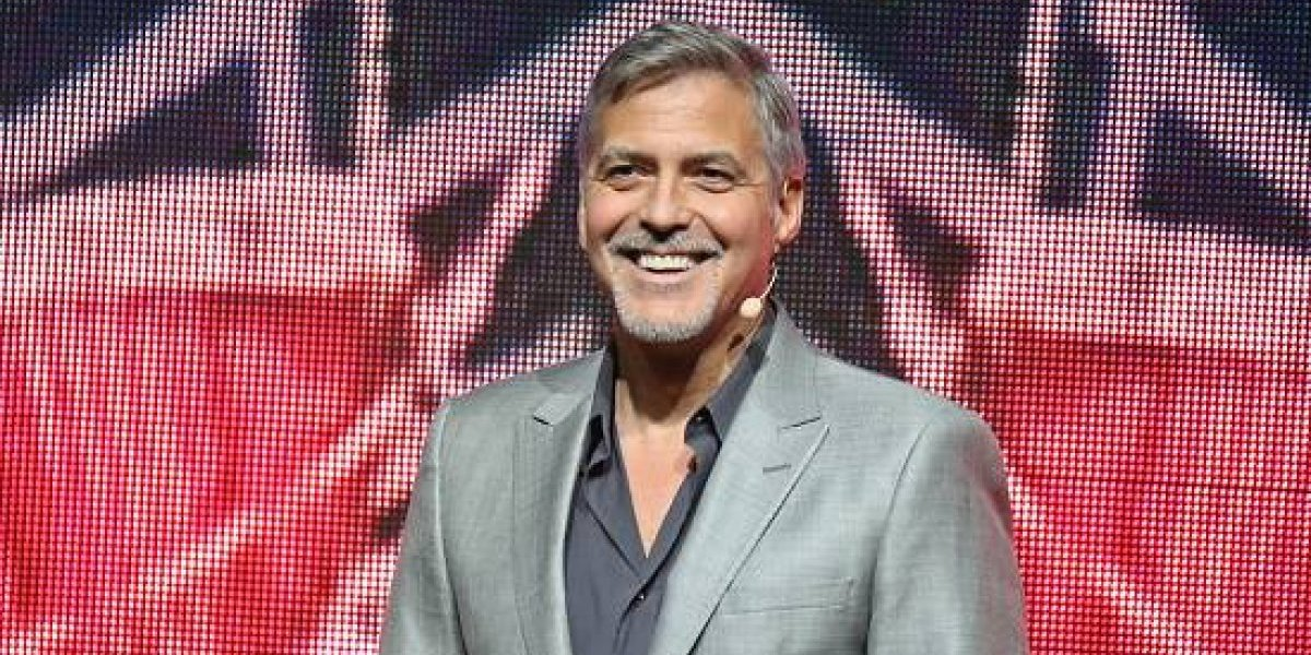 Un video muestra el accidente de George Clooney en Italia — Impresionante