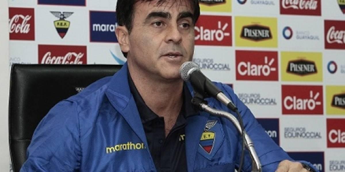 Gustavo Quinteros analizó a la Bicolor previo al Perú vs Ecuador