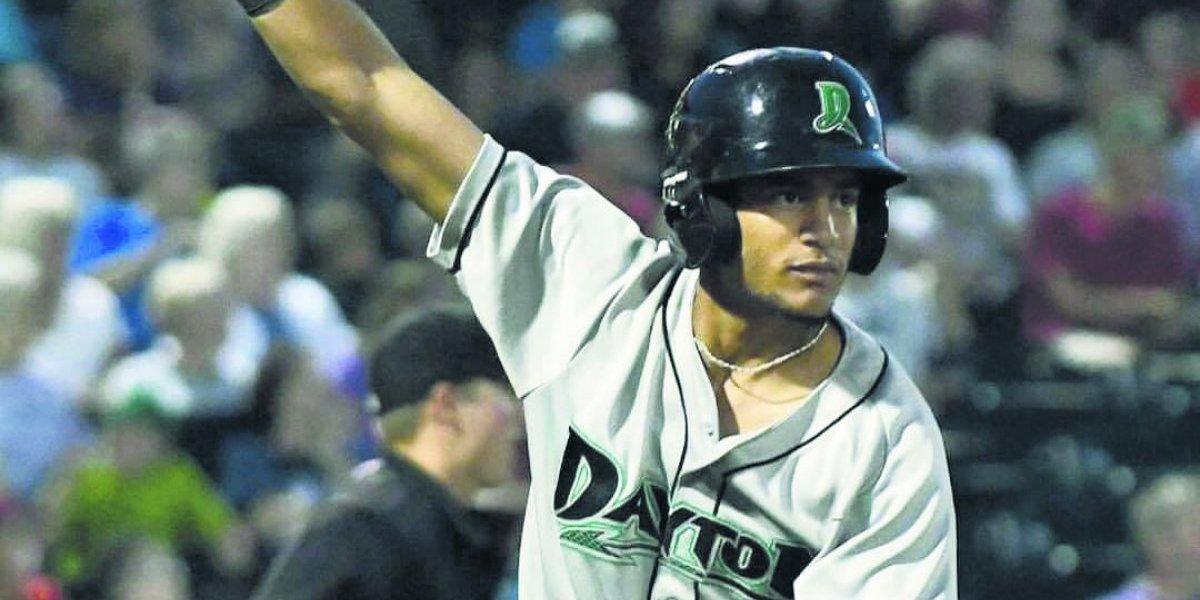 José Siri rompe récord de hits en liga menor