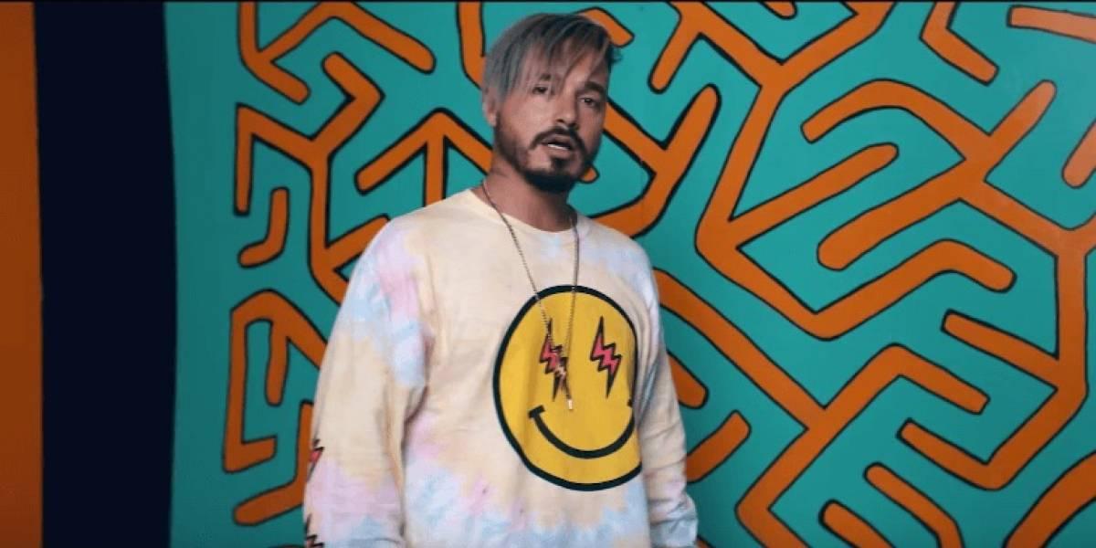 J Balvin alcanza primer lugar en lista global de Spotify
