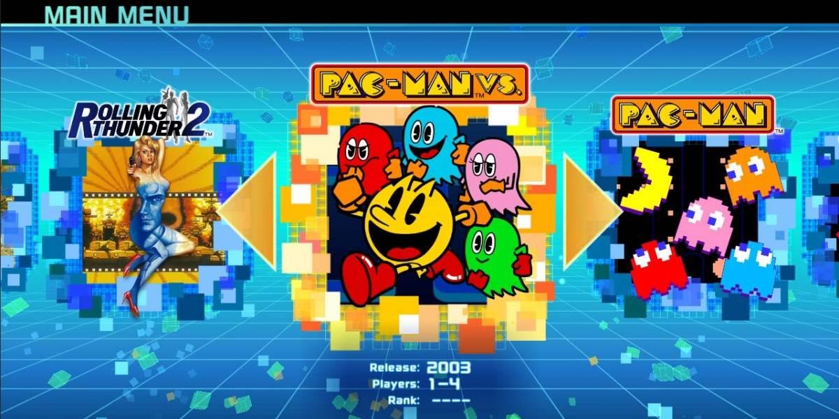 Coleccion De Juegos Retro Llega A Switch Publimetro Chile