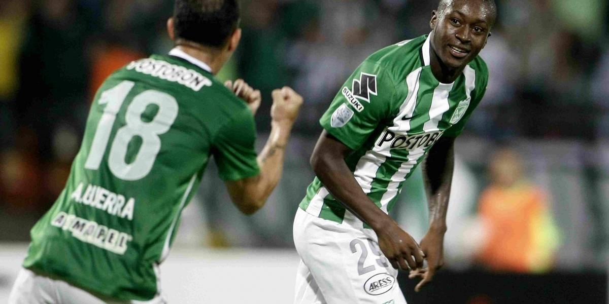 Marlos Moreno sale del Deportivo y ahora jugará en el Girona, de España