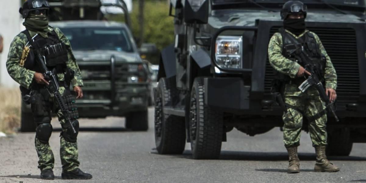 Atacan a militares en Valparaíso, Zacatecas; reportan dos heridos