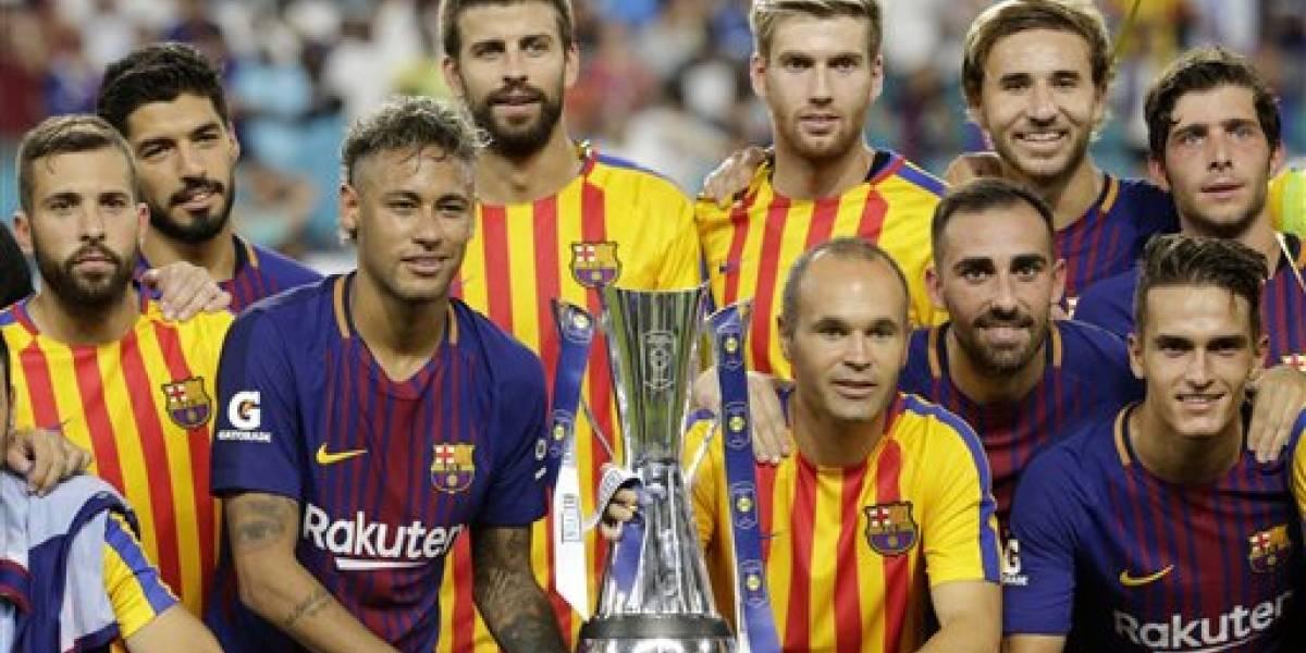 El Barcelona resguarda sus fondos ante posible salida de Neymar