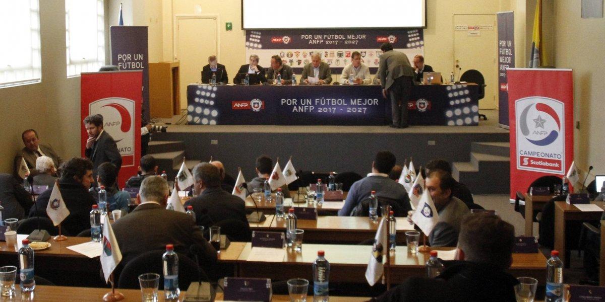 ANFP congela a Barnechea y le asegura a los clubes que no habrá castigo de la FIFA