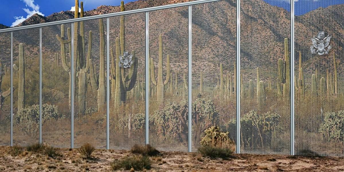 EEUU: Gobierno dispensará ciertas leyes para construir muro