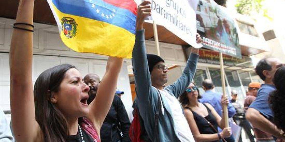 Magistrada venezolana pidió protección en embajada chilena