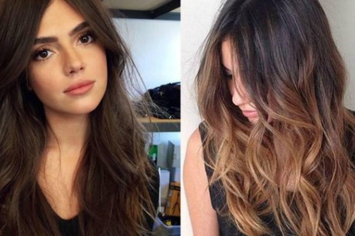 5 colores de cabello que no requieren tantos 39 retoques 39 y for Color marmoleado para cabello