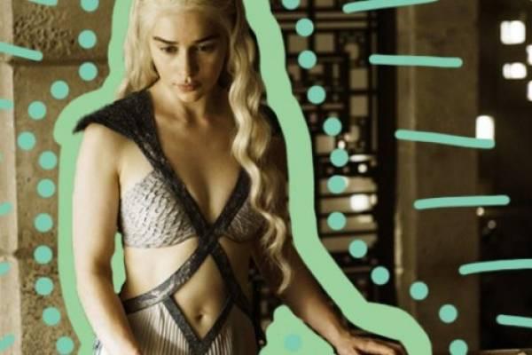 Por Esta Razón Emilia Clarke Defiende Tanto Sus Escenas De Sexo En