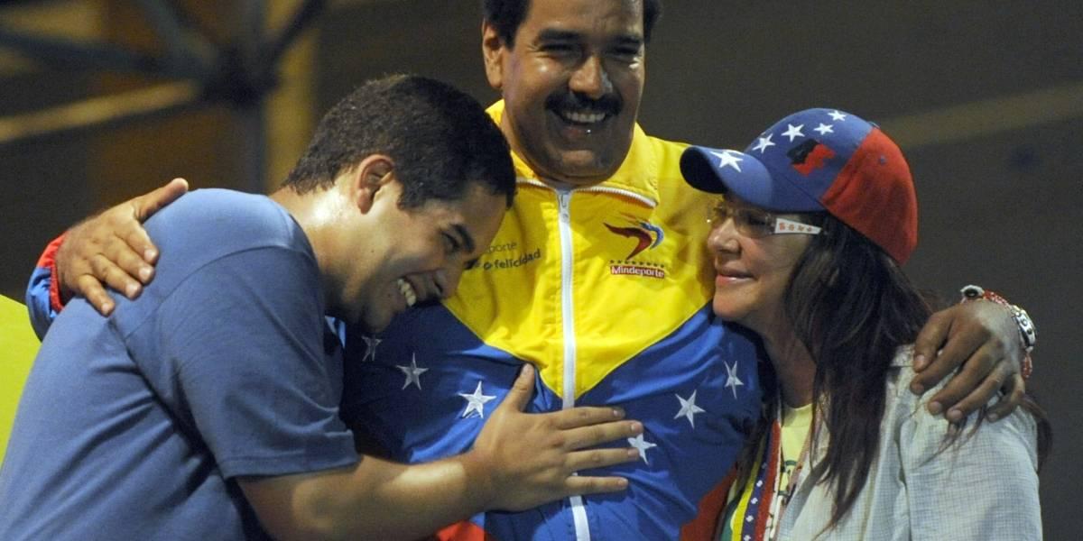 """Nicolasito"" Maduro, electo para Asamblea Constituyente de su padre"