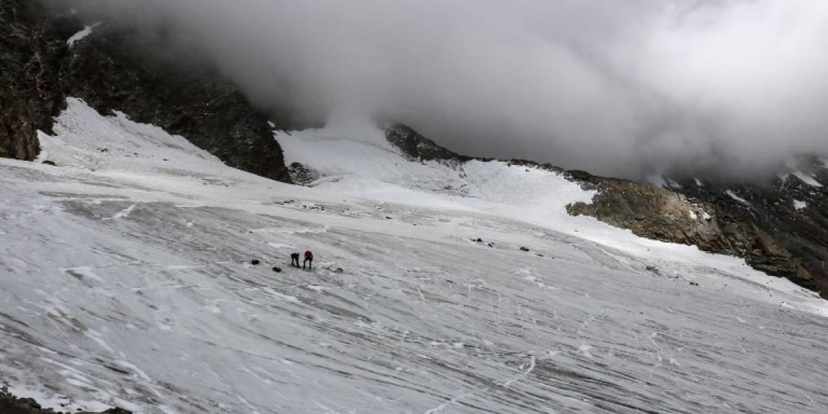 Hallan cadáver de senderista desaparecido hace 30 años en Suiza