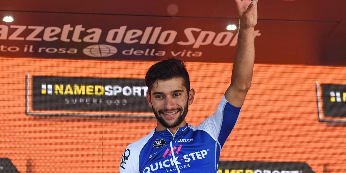 Gaviria no irá a Vuelta a España y duda de participar en Mundial por lesión