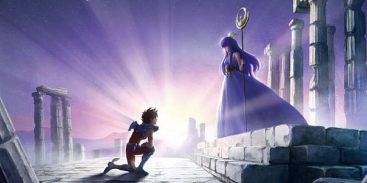 Netflix prepara remake de los Caballeros del Zodiaco