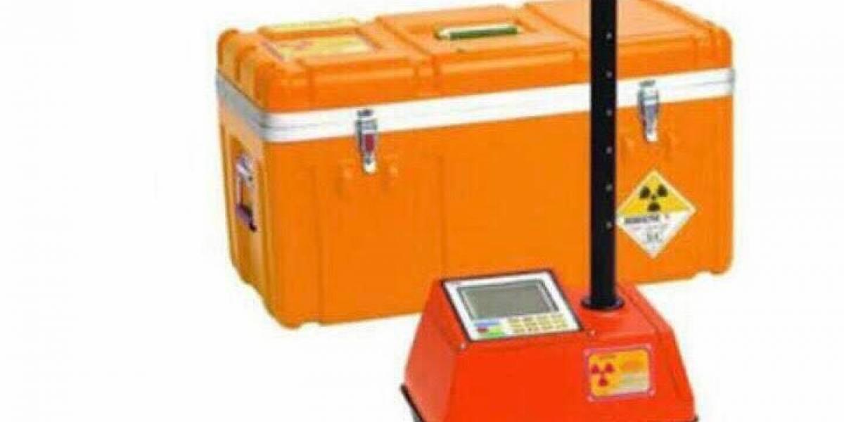Autoridades de Nuevo León alertan por robo de material radiactivo