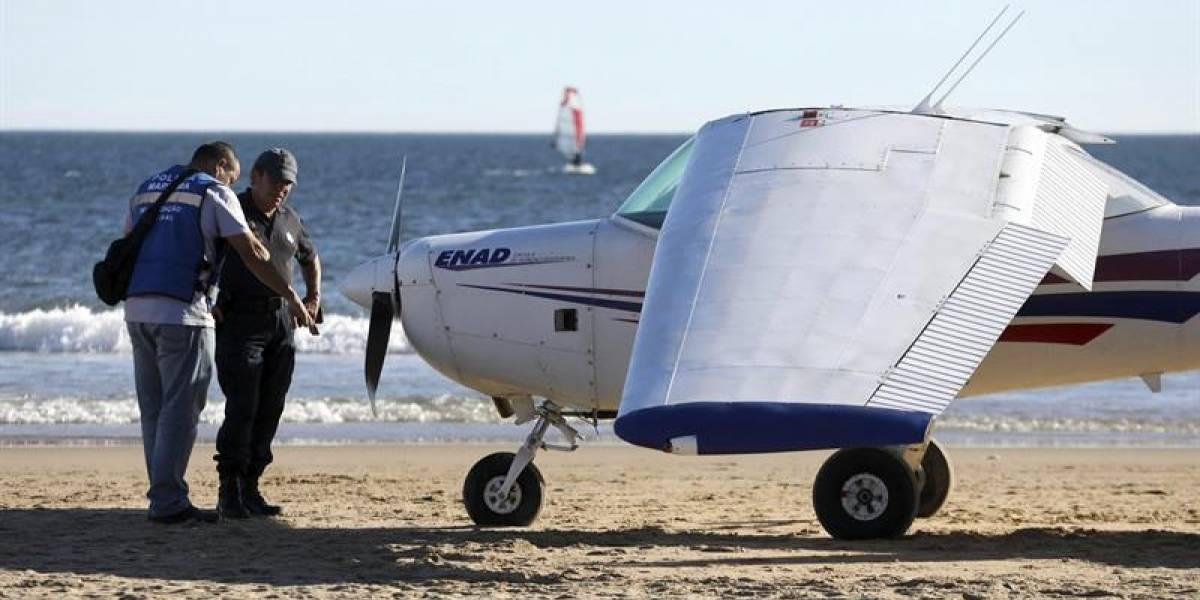 Tragedia en Portugal: avioneta realiza aterrizaje de emergencia en playa y mata a dos bañistas
