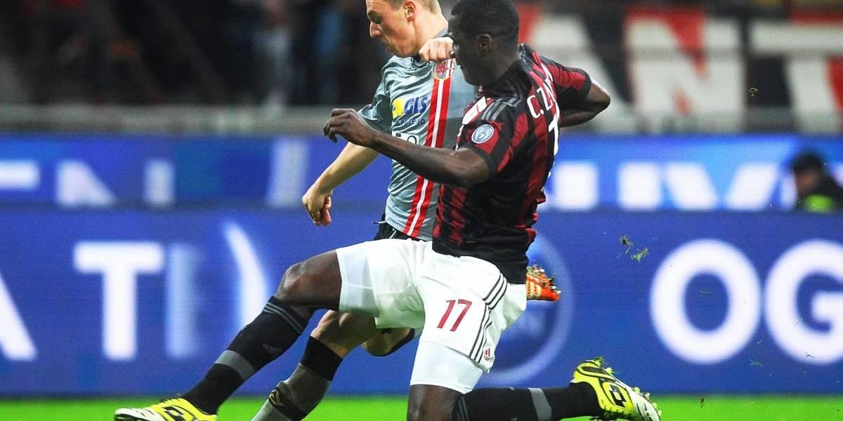 Déiver Machado y Cristian Zapata se juegan su continuidad en la Europa League