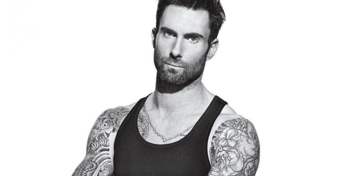 Las fotos más hot de Instagram de Adam Levine, vocalista de Maroon 5