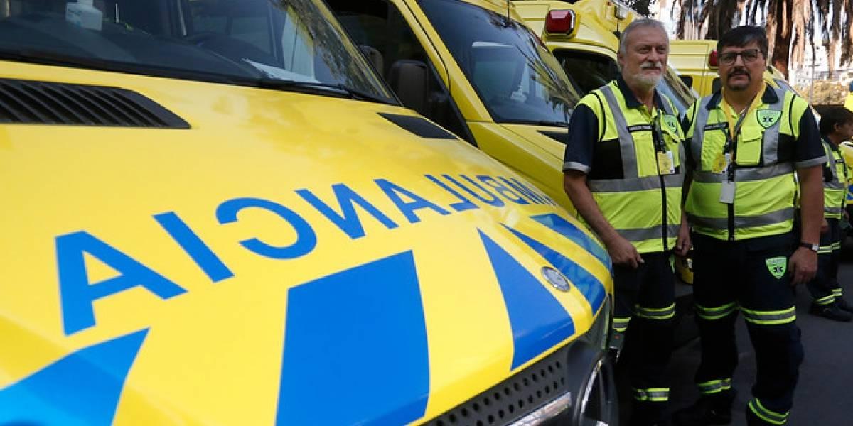 Sismo en zona central cobra una víctima fatal: hombre muere tras sufrir paro cardiorrespiratorio