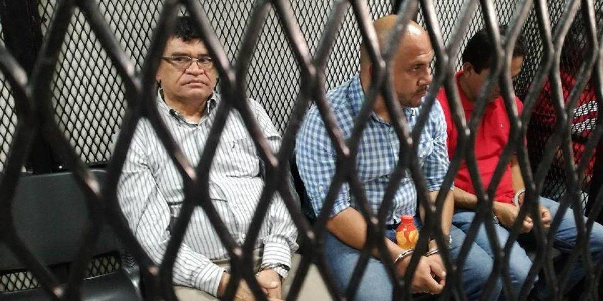 Medrano comparece en Tribunales por caso de corrupción en comuna de Chinautla