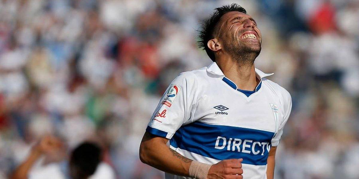 La UC analiza opciones hasta en el extranjero para Diego Rojas y Ribery Muñoz